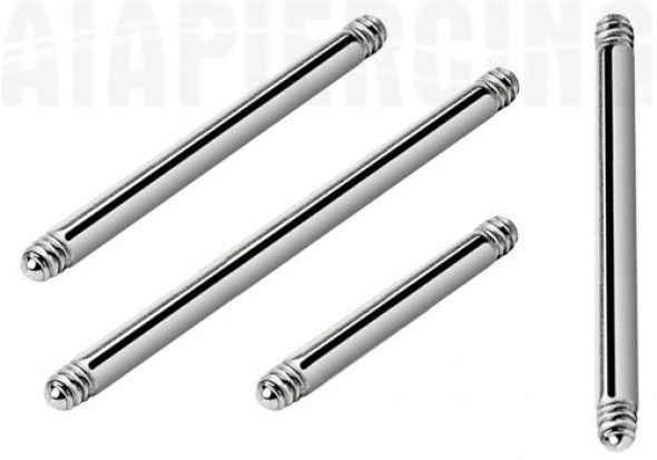 Tige titane G23 1,2mm