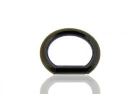 DESTOCKAGE Anneau avec segment clipsé jonc 2,5mm