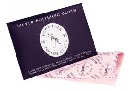 Lingette nettoyante pour bijoux argent