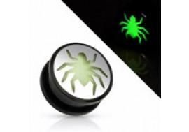 Plug araignée fluo