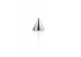 Accessoire piercing Spike acier 3x4mm