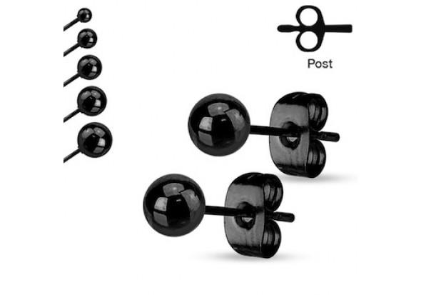 Puce d'oreille noire 3mm