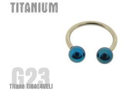 Billes bleu nuit 4mm