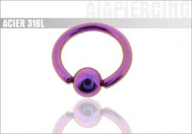 violet - jonc 2mm