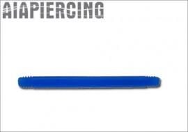 Tige droite bleu fonçé - 1,6mmx16mm