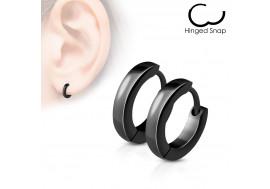 Piercing boucle d'oreille homme anneau
