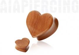 DESTOCKAGE Plug coeur bois de merisier