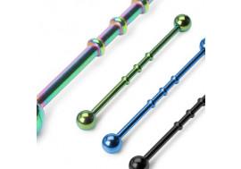 Piercing Industriel triple noeud