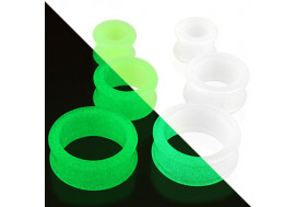 Plug blanc phosphorescent