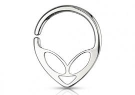 Piercing anneau alien