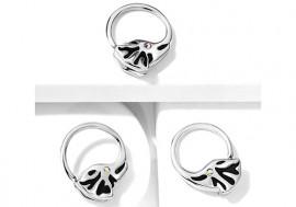 Piercing anneau éléphant