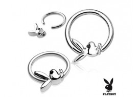 Piercing anneau BCR Playboy
