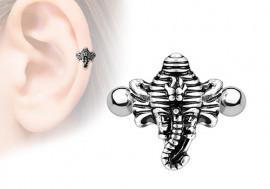 Piercing cartilage éléphant