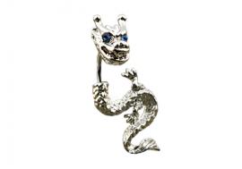 Piercing de nombril Dragon