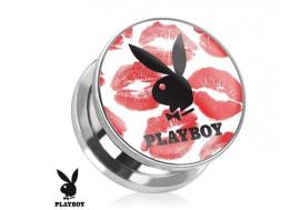 Piercing Plug lapin Playboy® bisous