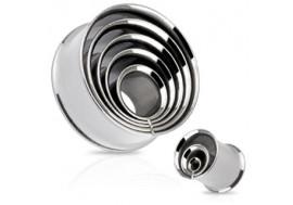 Plug acier cercle