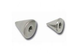 Spike acier 5x5mm