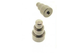 Accessoire piercing Pyramide 1.2mm